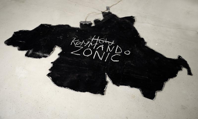 'kommando zonic' (Martin Holz, aus 'DIE NEUE LOCKERUNG', 'Literaturzentrum Vorpommern', für Alexander Pehlemann)