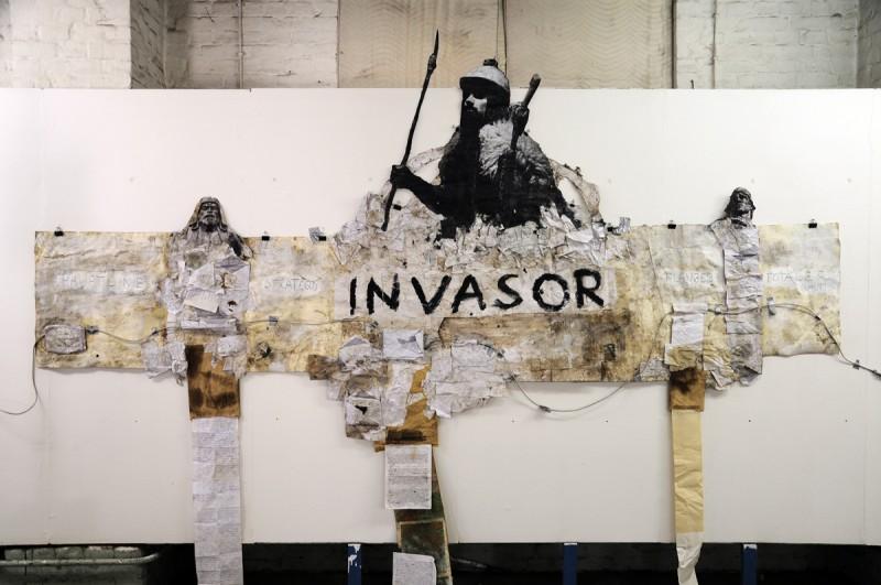 'invasor' (Martin Holz, bei 'invasor&einnahme', Polly Faber)